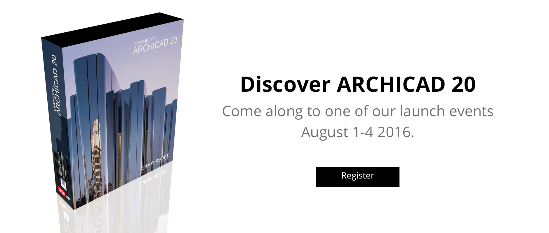 ARCHICAD 20 Launch Event